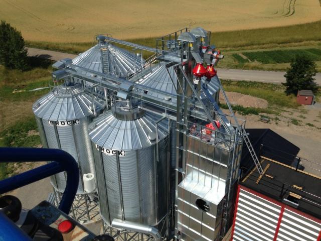 Industri och Lantbrukstransportörer